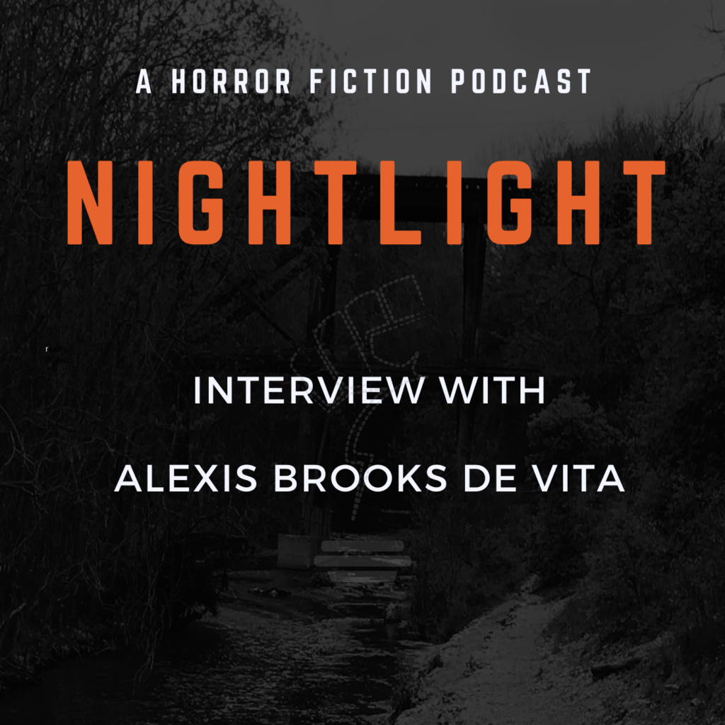 Interview with Alexis Brooks de Vita